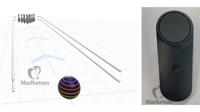 苹果正测试新AR头显及应用,或将使用类似Vive的控制手柄