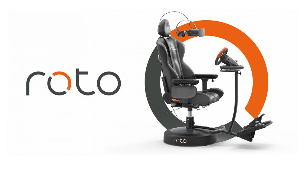Roto VR获得150万英镑投资,将推出旋转VR座椅