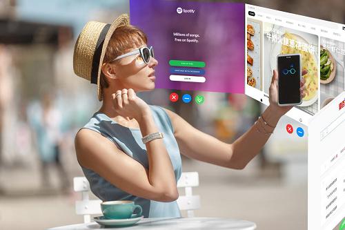 支持安卓数百万App,光感科技发布多任务XR操作系统feelarOS