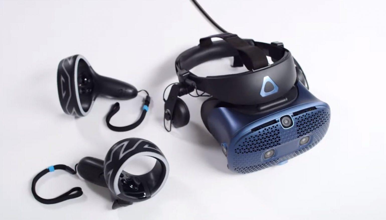 HTC推出无线周年纪念版Vive Cosmos SteamVR头显套装,定价800美元