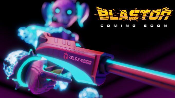 《愤怒的小鸟VR》开发商将于今年推出VR新作《Blaston》