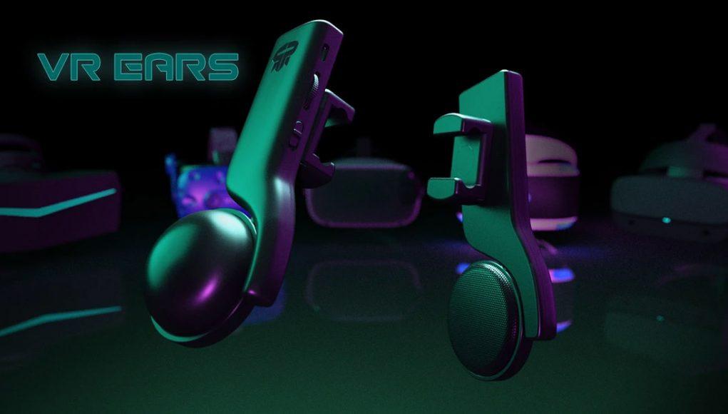 VR Ears将于4月21日在Kickstarter发布筹款,支持Quest、Rift S、PSVR