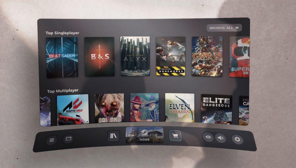 SteamVR发布1.11版本更新,新用户界面增加音频功能