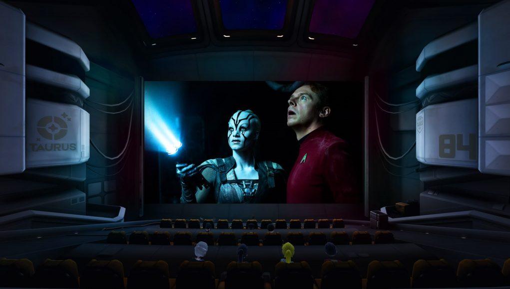 社交VR平台《Bigscreen》迎更新,将为用户提供电影点播服务