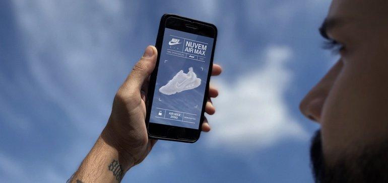 Nike在巴西推出AR营销活动,以在疫情期间促进线上消费