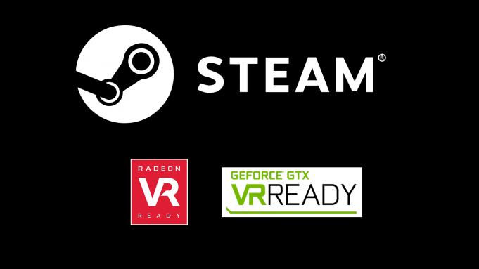 41.01%Steam用户拥有VR Ready显卡,总数约为5800万