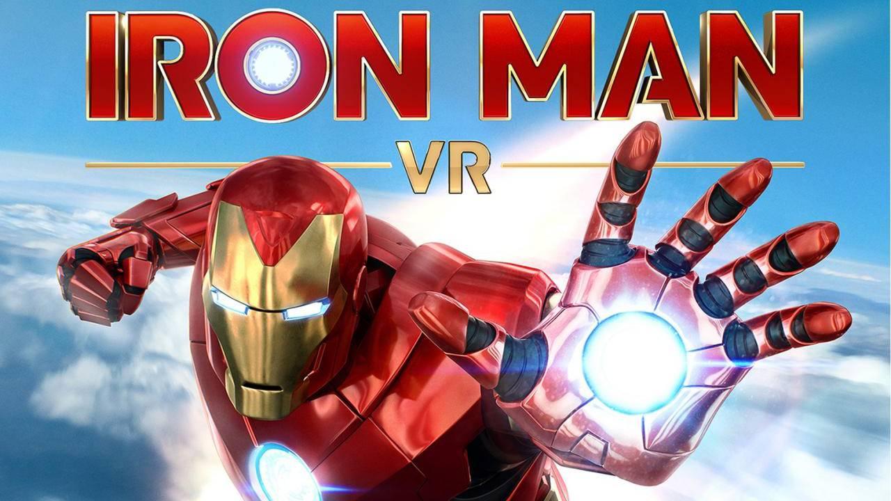 索尼宣布《漫威钢铁侠VR》将于今年7月3日正式发售