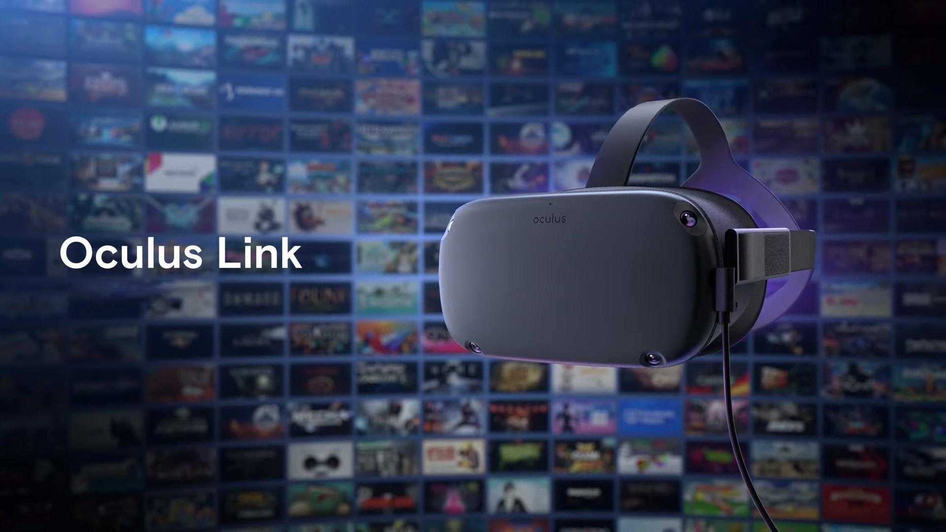 Oculus v17测试版升级,Oculus Link支持USB 2.0