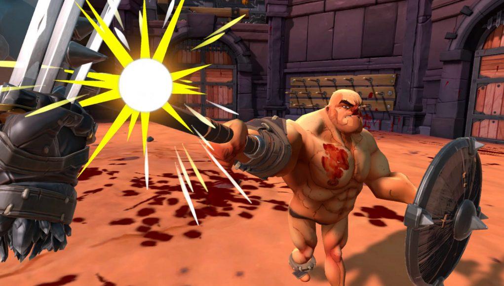 VR格斗游戏《GORN》正式登陆PSVR,售价20美元