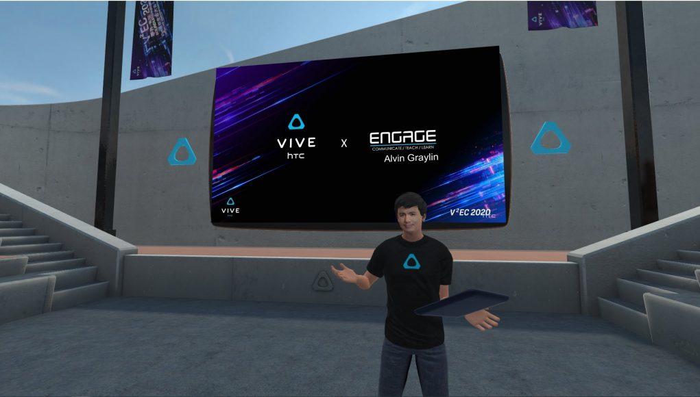 VR社交教育平台Engage开发商获HTC 300万欧元投资