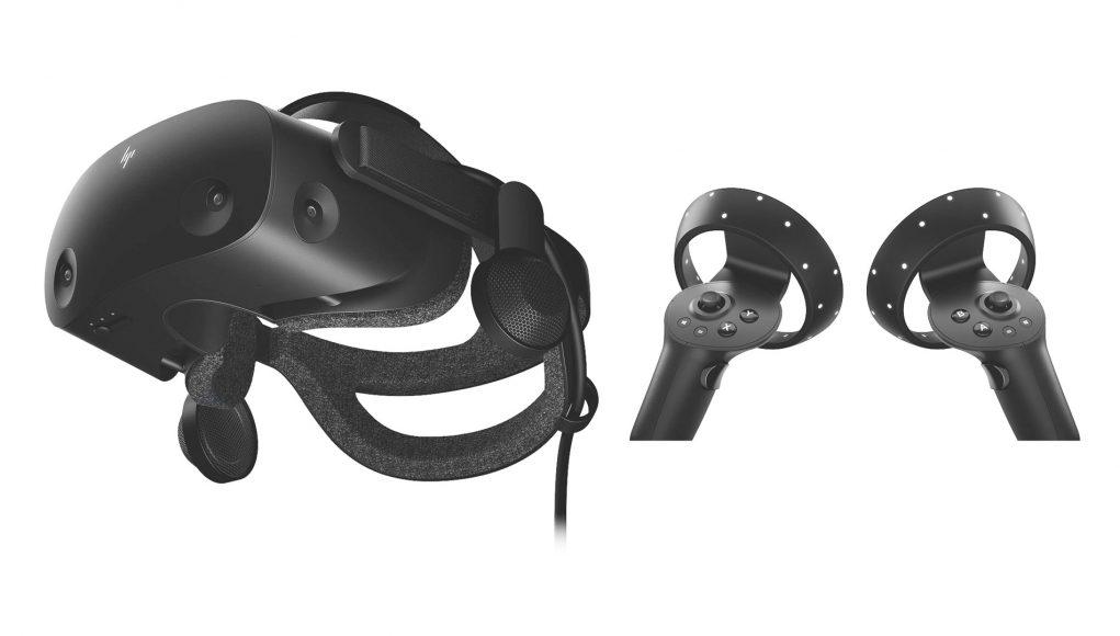 HP Reverb G2图像泄露:配备四个追踪摄像头和新手柄控制器
