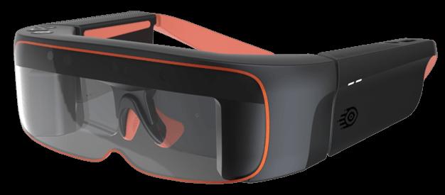 MR企业ThirdEye和XR解决方案公司NuEyes合作推出MR眼镜Pro2