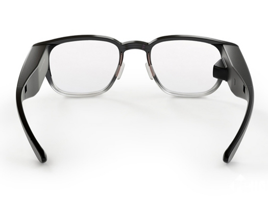 A pair of sunglasses on a table  Description automatically generated