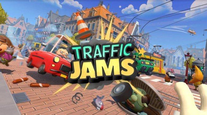 VR休闲游戏《Traffic Jam》将于2020年下半年发布