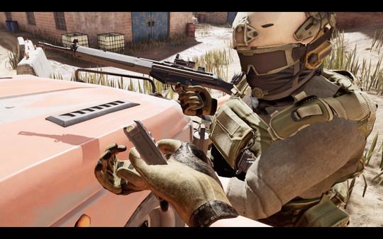 《Contractors》新增mod,支持Quest、PC VR跨平台联机