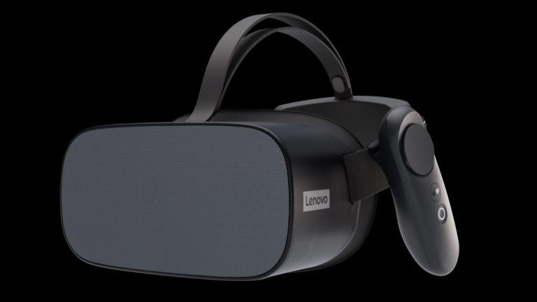 联想面向企业用户推出Mirage VR S3一体机,售价将低于450美元