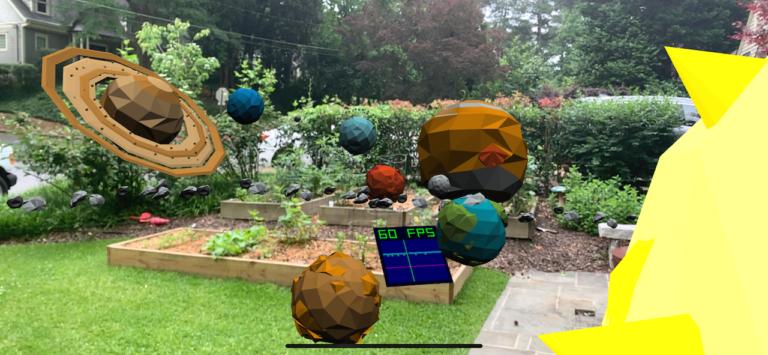 Mozilla发布WebXR Viewer 2.0,可在iOS中实现基于浏览器的AR体验