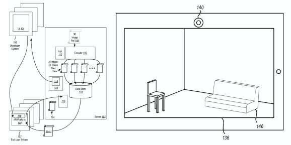 AR开发平台Seek新专利曝光,可快速开发不受平台限制的AR内容