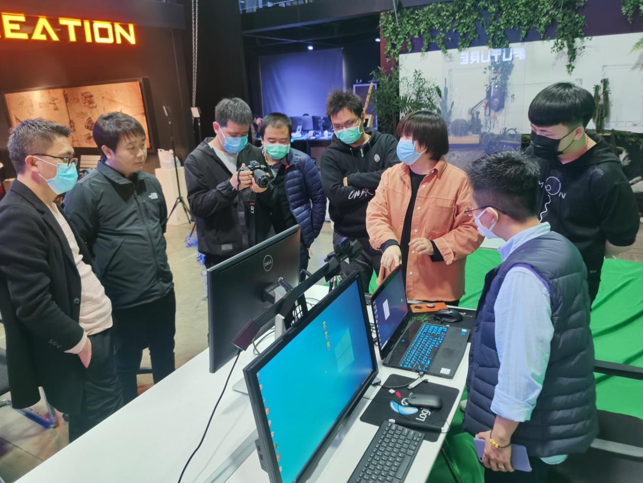 """北京科卓""""5G+VR在线虚拟直播""""解决方案成功案例"""