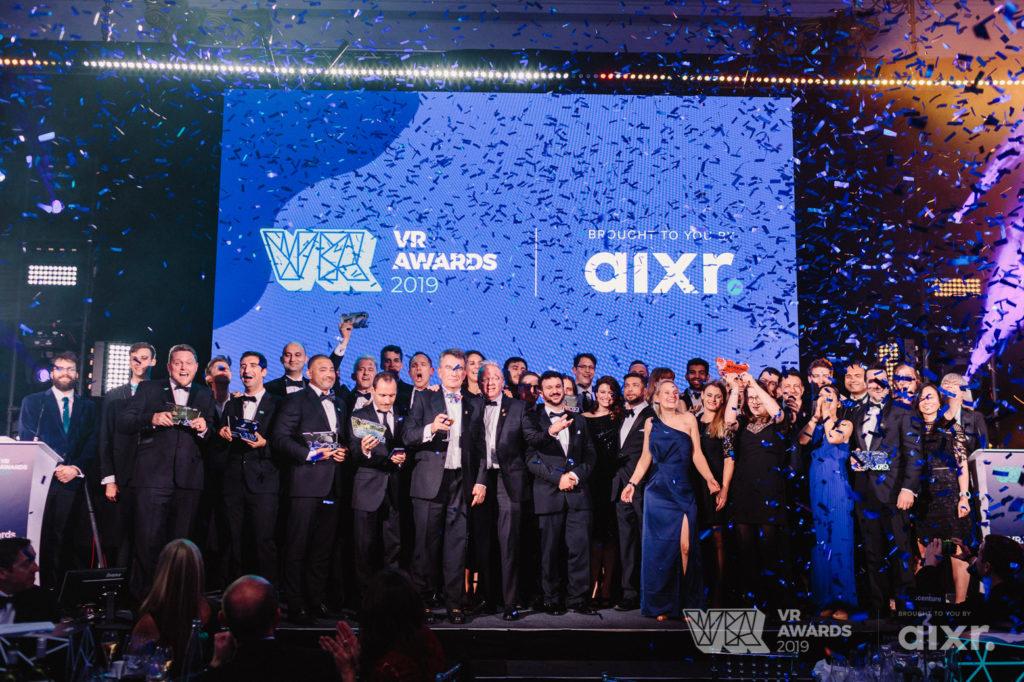 VRChat将举办最令人印象深刻的AIXR第四届年度VR大奖