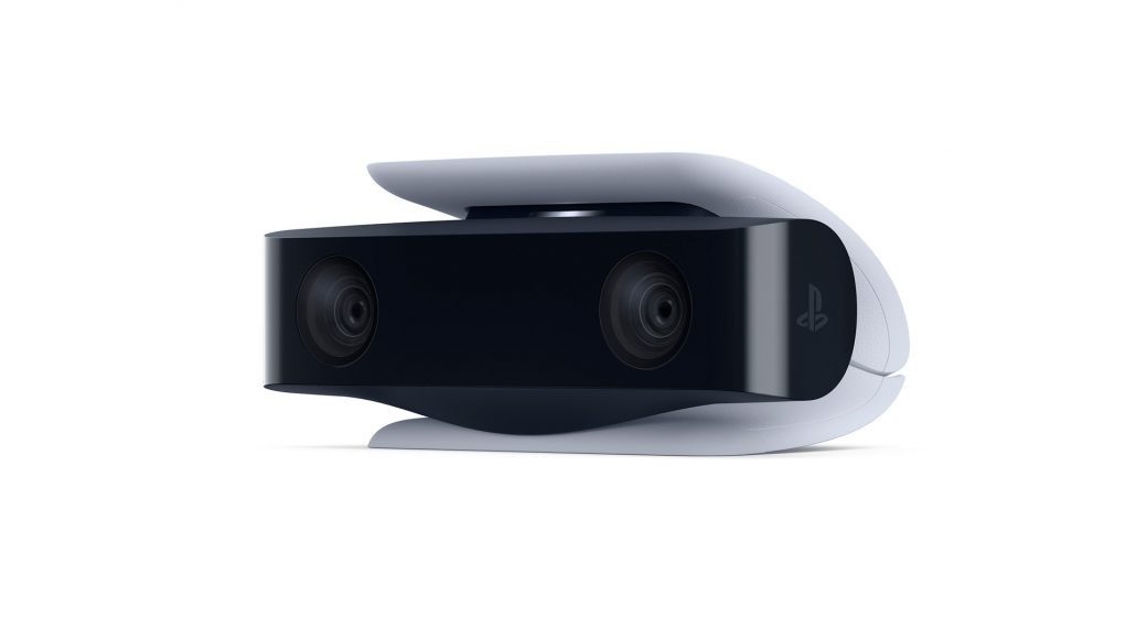 索尼PS5搭配全新光追HD Camera,可向前兼容PS VR