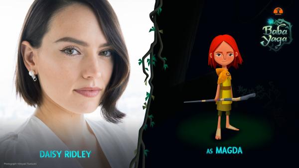 《星球大战》系列电影女主角Daisy Ridley将加盟Baobab工作室VR新作