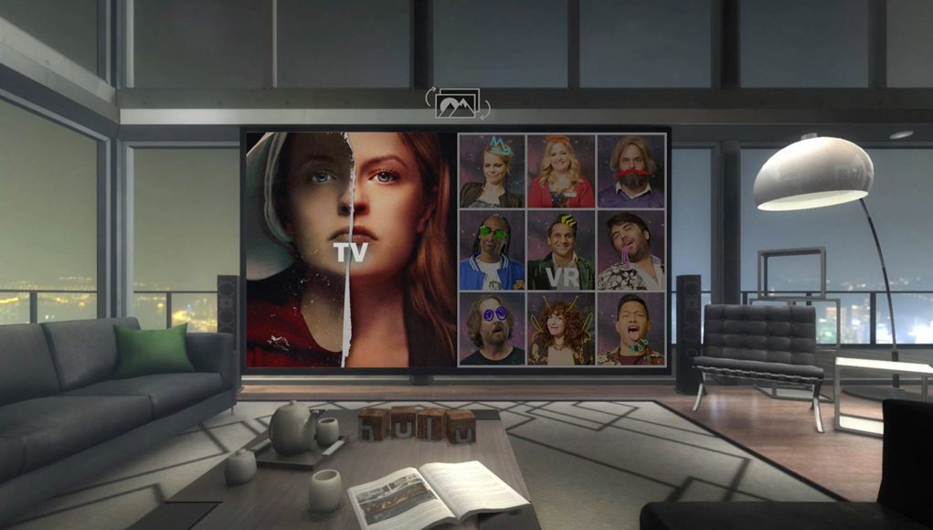 Hulu宣布其VR观影应用将于6月17日起从多个VR平台下架