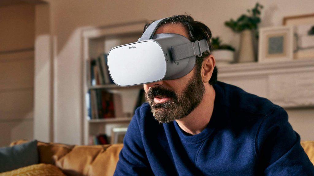Facebook终止Oculus Go的合作,将允许更多应用程序进入