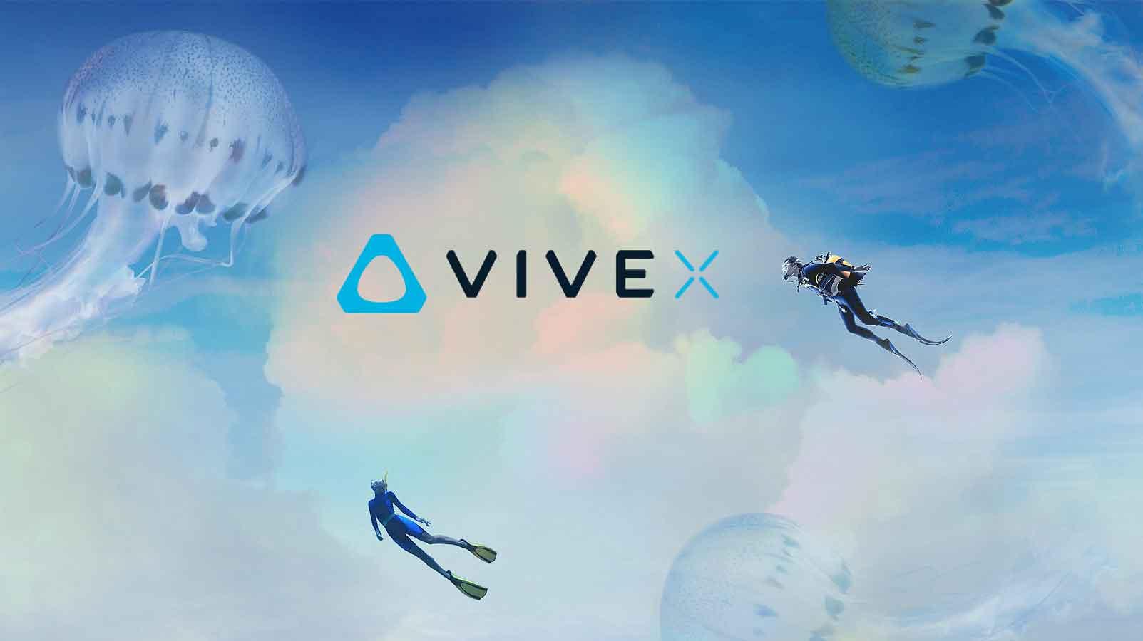 Vive X:HTC新增投资这七家XR公司