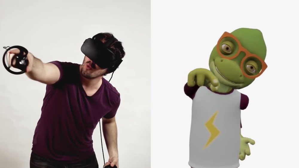 《Flipside Studio》:一款可在VR中自制动画的应用程序