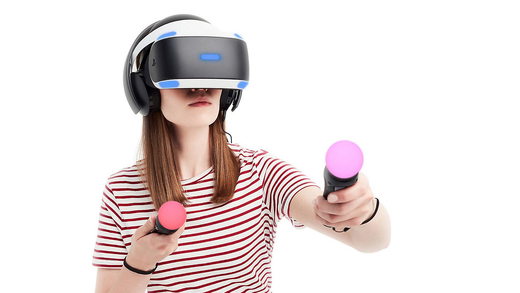 索尼新VR/AR广告专利暗示其或将推出新一代PSVR