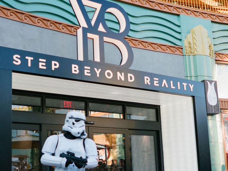 美国迪士尼小镇The VOID门店因违约被迪士尼终止租约