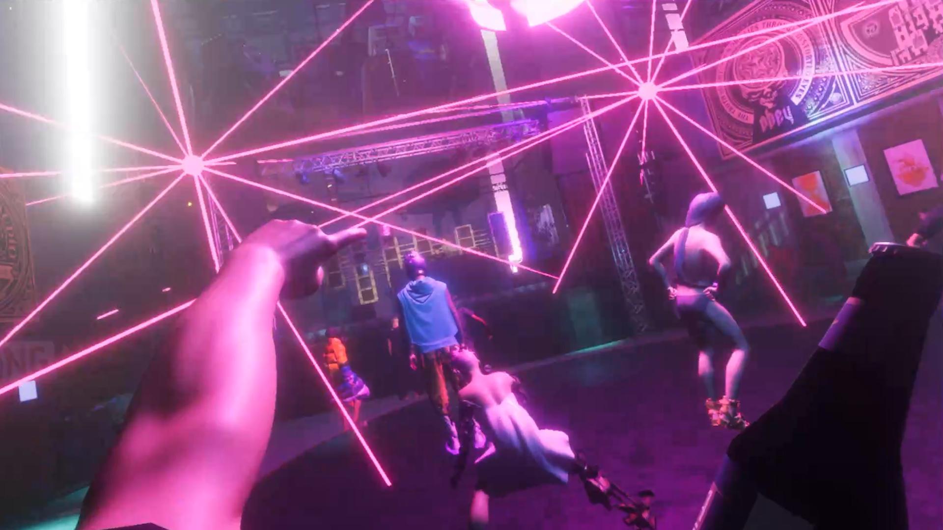 VR音乐节,Glastonbury,Lost Horizon,VR艺术