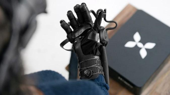 美国ECS为军医开发VR培训应用,并引入触觉手套