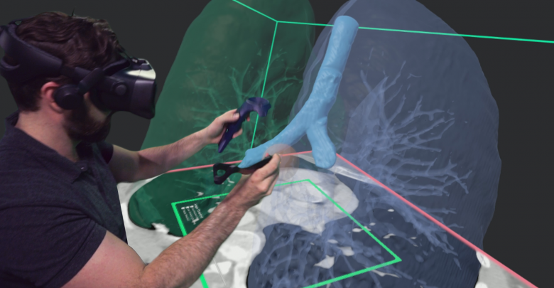 VR医疗公司Realize Medical宣布与罗技合作,推出3D医学建模平台Elucis