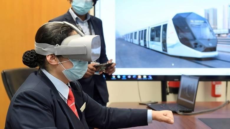迪拜宣布为地铁及有轨电车司机提供VR培训,以提升技能减少事故