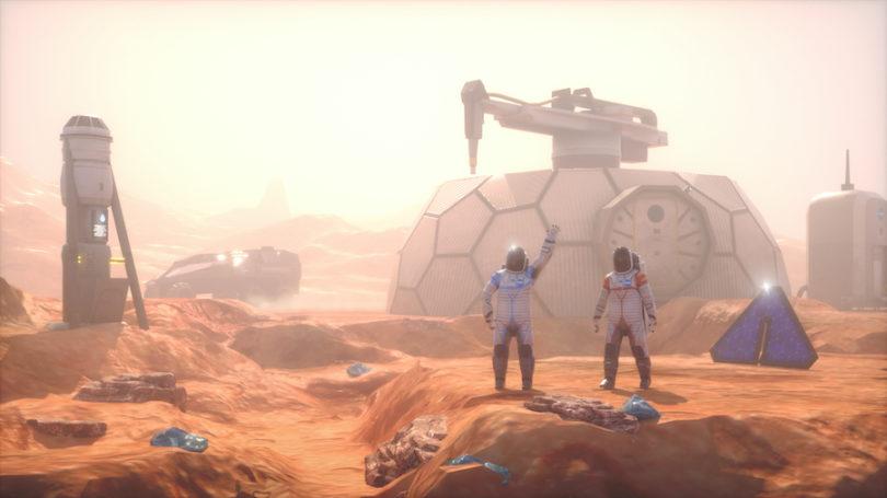 VR体验供应商SPREE Interactive推出教育类VR体验 《火星任务》