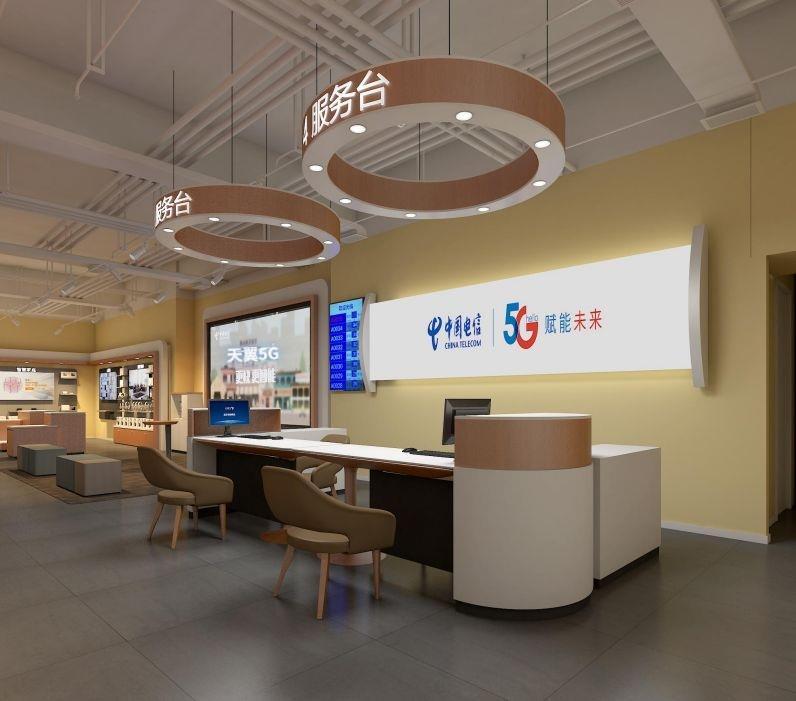 落地式VR引领电信营业厅三千兆创新应用体验全新升级
