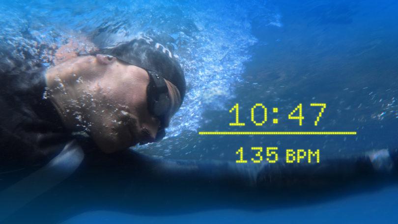 FORM AR护目镜已实现与GPS智能手表配合使用,可用于户外水域