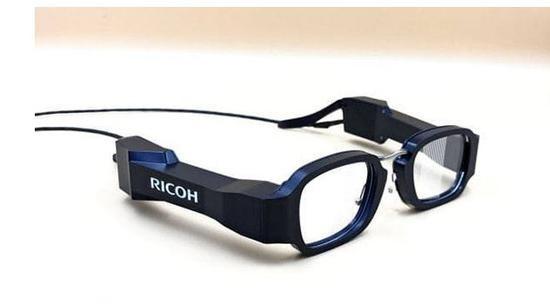 理光Ricoh将在8月发布超轻AR眼镜,重量仅49g