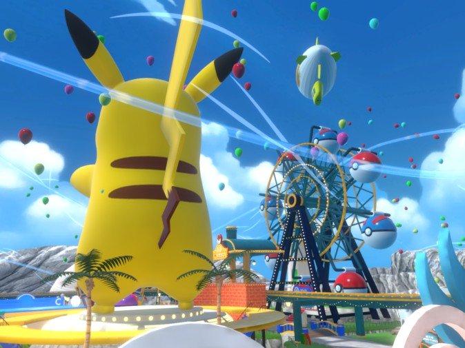 宠物小精灵VR虚拟主题乐园将于8月12日至8月31日开放
