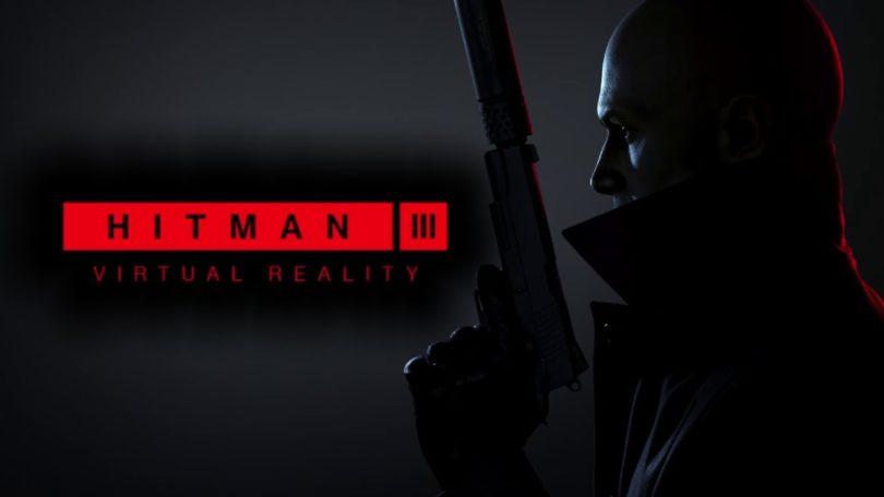 《Hitman 3》宣布支持VR版,2021年1月登陆PSVR