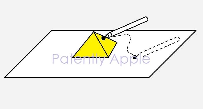 苹果Apple Pencil新专利:可在空间绘制3D图像,或搭配VR头显使用