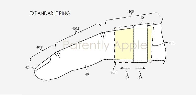 苹果新环形配件专利曝光,可搭配MR眼镜或HMD使用