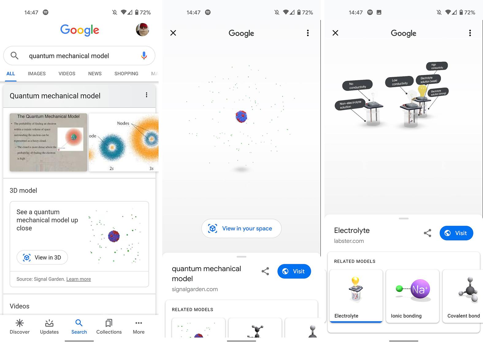 谷歌AR滤镜软件Google Lens新增数学解题功能