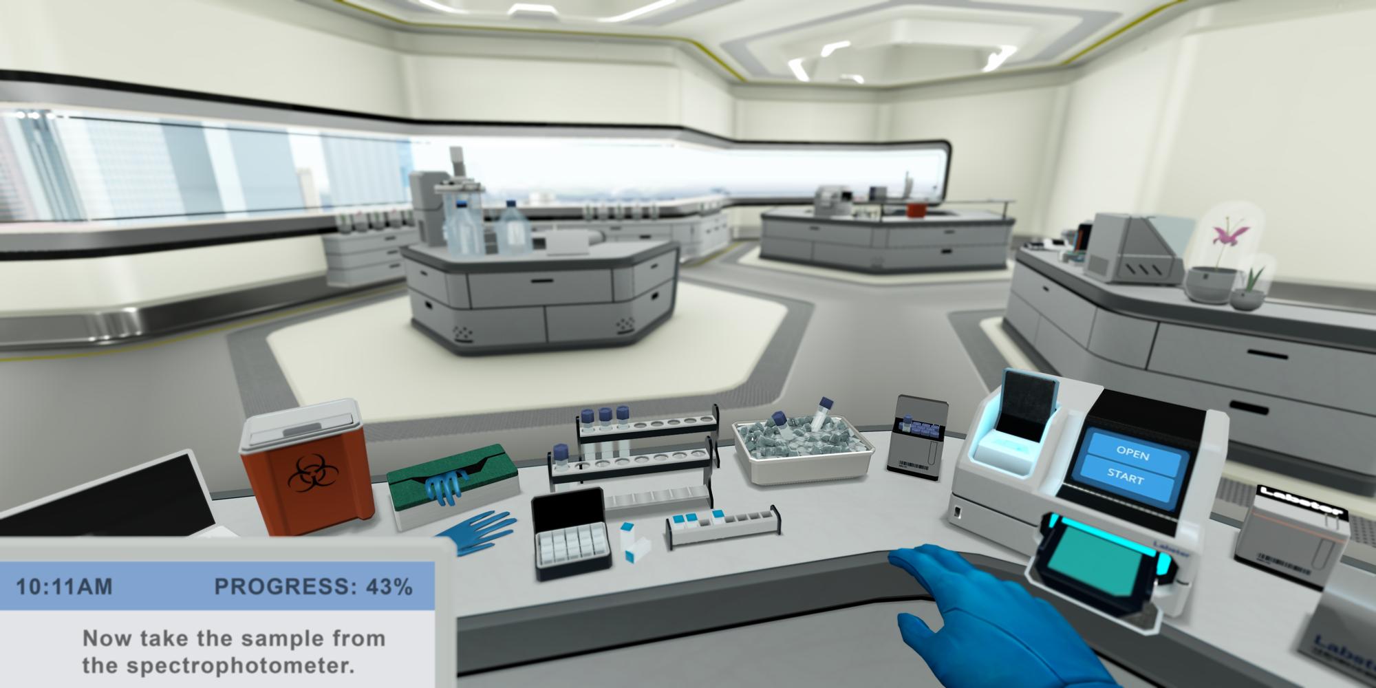 3D虚拟实验室解决方案商Labster宣布获900万美元融资