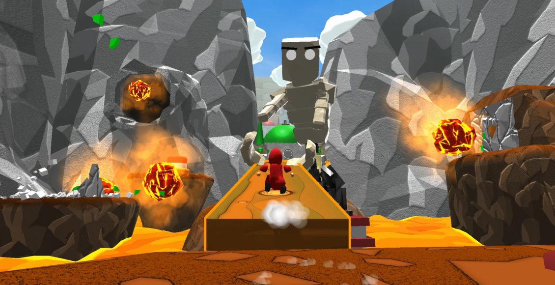 VR合作游戏《VR Giants》完成Kickstarter众筹目标,获14730欧元赞助