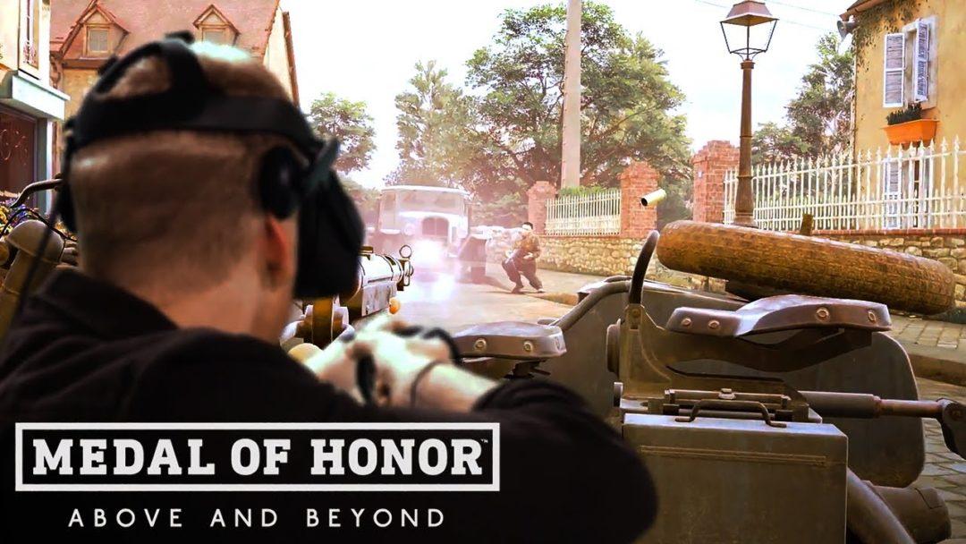 VR多人游戏《荣誉勋章:超越巅峰》将于下半年登陆Oculus全平台