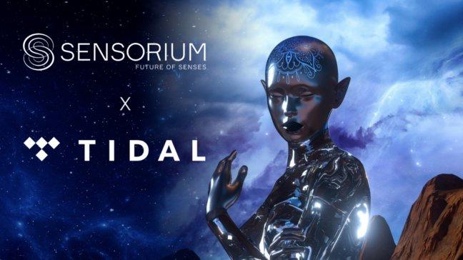音乐流媒体平台TIDAL购买VR音乐社交平台Sensorium Galaxy 700万美元代币