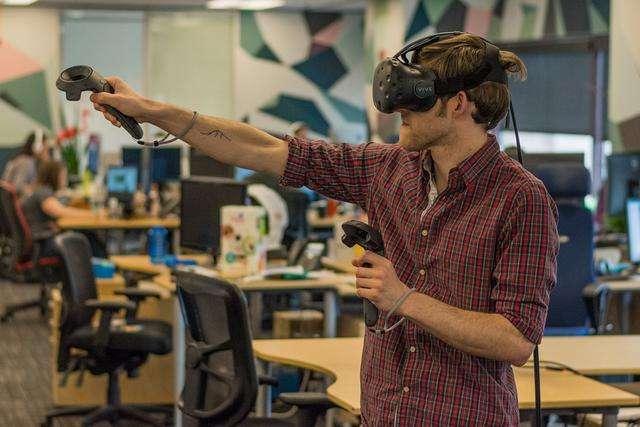 VR技术还原真实犯罪场景,协助警察培训、办案侦查